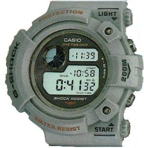 DW-6300B-2 ベゼル